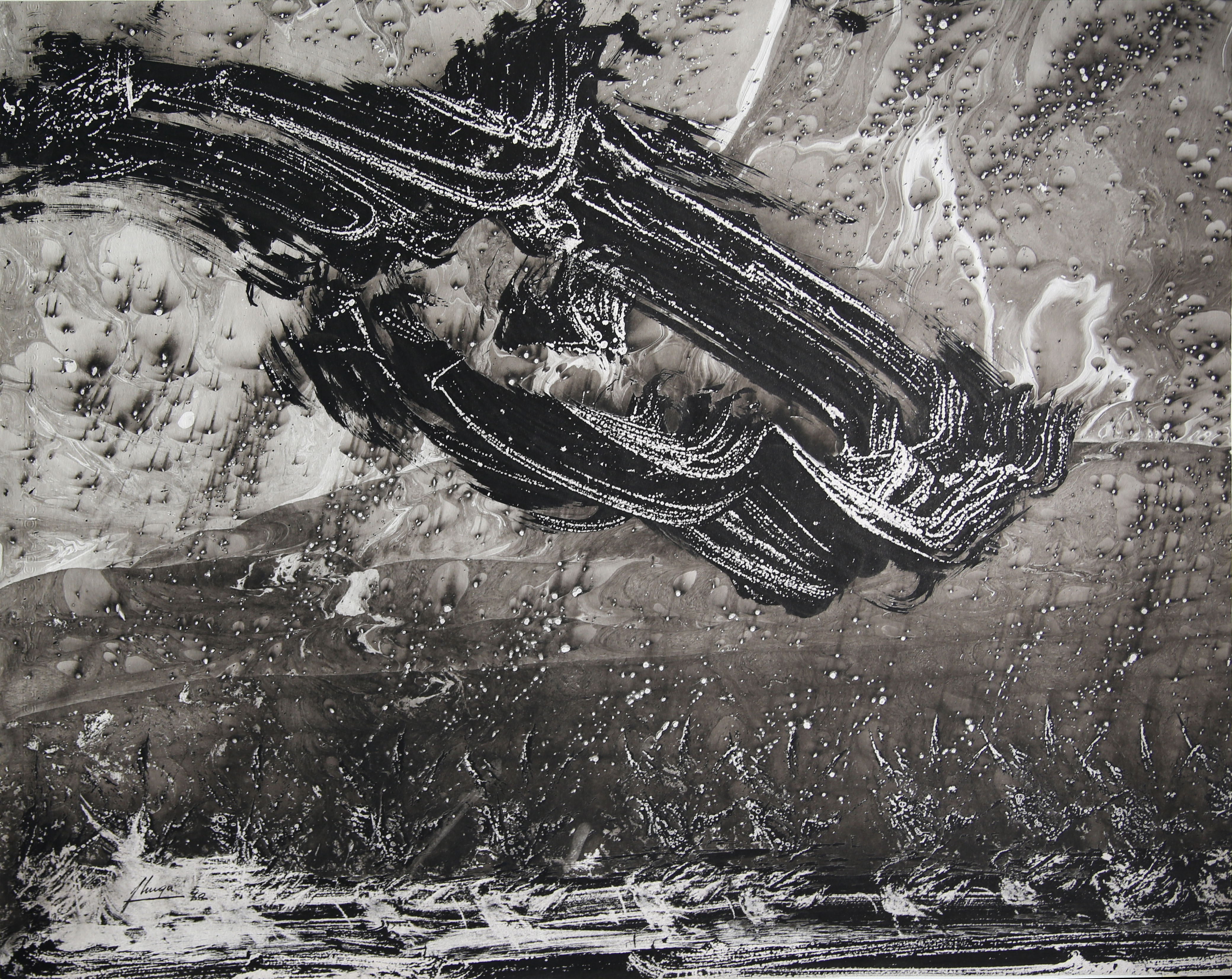 1990 - Tête de Cheval 2