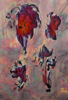 DANSE MAGIQUE, 2004, 30,7 X 22 CM