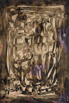 MASQUE IMPERIALE, 2005, 32 X 22 CM